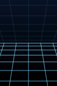 Blue Grid 5k