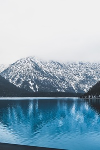 Blue Lake Mountains