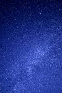 1080x1920 Blue Milkyway 5k