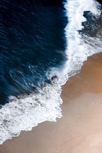 Blue Ocean Waves 5k