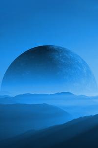 640x960 Blue Planet 5k