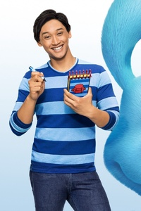 1440x2560 Blues Clues And You