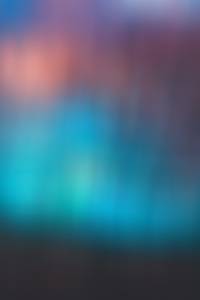 1125x2436 Blur Blue Gradient Cool Background