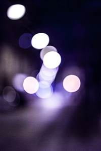 Blur Bokeh Abstract Focus 5k