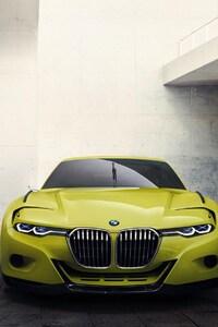 Bmw 30 Csl Hommage Concept Car