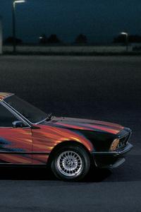 BMW 635 CSi Art 4k