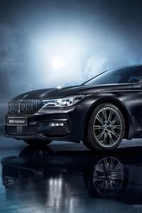 BMW 750i Black Ice Edition 2017