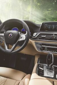 Bmw Alpina Interior