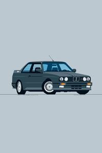 Bmw Car Minimalism