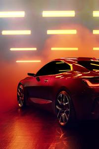 BMW Concept 4 2019 5k Rear