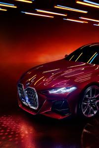 BMW Concept 4 2019