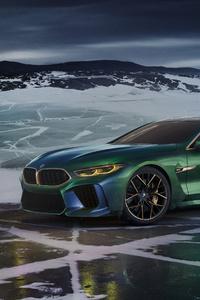 BMW Concept M8 Gran Coupe 2018