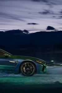 Bmw Concept M8 Gran Coupe 8k 2018