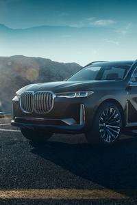 320x480 BMW Concept X7 IPerformance 2017