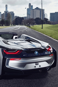 BMW I8 Roadster 2018 Rear