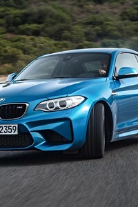 BMW M2 Drift Race Tracks