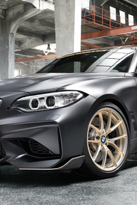 BMW M2 M Performance Parts Concept 2018