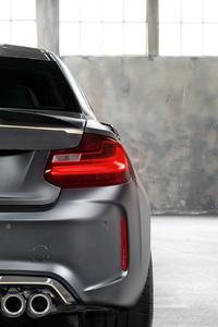 BMW M2 M Performance Parts Concept 2018 Rear