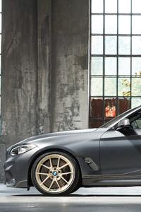 BMW M2 M Performance Parts Concept 2018 Side View