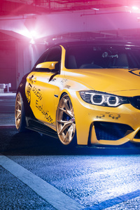 BMW M4 Automotive Design