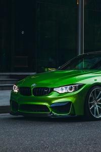 Bmw M4 Green 5k · 1125x2436 Bmw M4 Green 5k