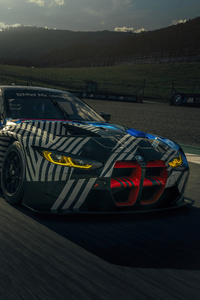 2160x3840 BMW M4 GT3 5k