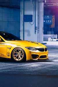 BMW M4 Modified Photography
