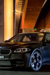 Bmw M5 Black 2
