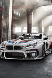 BMW M6 Racing Car