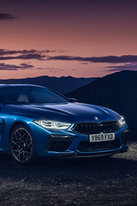 BMW M8 Competition Coupe 5k