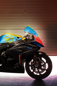 1440x2560 BMW Motorrad 4k