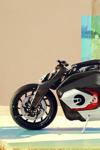 BMW Motorrad Vision DC Roadster 2019