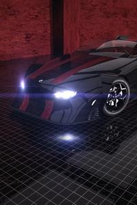 BMW Sport Car Prototype