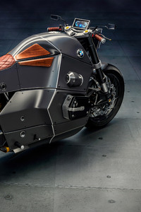 Bmw Urban Racer Future Bike
