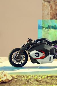 720x1280 BMW Vision DC Roadster 4k