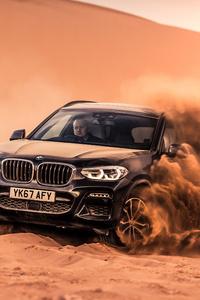 BMW X3 XDrive30d M Sport 2017 Offroading