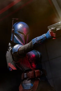 480x800 Bo Katan Kryze Female Mandalorian Chapter 11