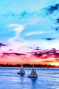 Boats Nature
