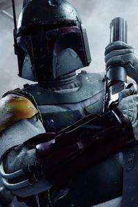 Boba Fett Star Wars Battlefront 2