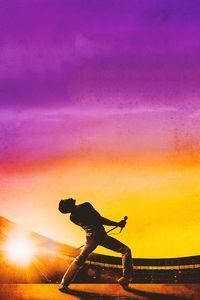 1242x2688 Bohemian Rhapsody 2018 Movie