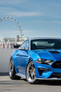 Bojix Design Ford Mustang GT 2018