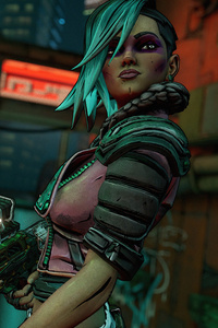 720x1280 Borderlands 3 Video Game For Ps5 5k