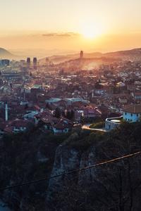Bosnia And Herzegovina City 4k