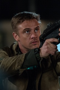 Boyd Holbrook In The Predator Movie