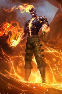 Brand League Of Legends 4k
