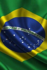 540x960 Brazil Flag