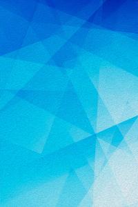 Brick Blue Pattern 4k
