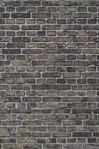 320x480 Brick Wall 5k
