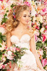 1280x2120 Bride Girl