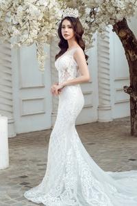 Bride Wedding Dress White Dress